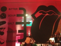 Tongue art the House of Bols